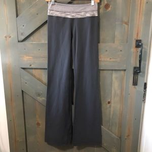 Lululemon Yoga Pants Size 4 Tall